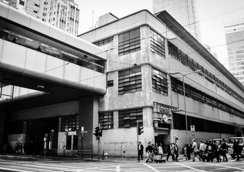 Central Market, Hong Kong