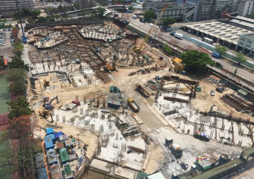 Foundation for Public Rental Housing Development at Lai Chi Kok Road - Tonkin Street Phases 1 and 2